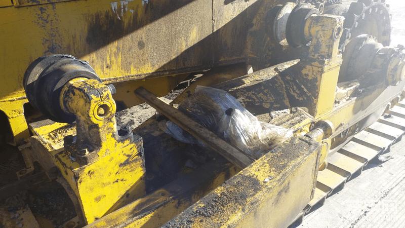 【维修往事】山推220推土机维修进展