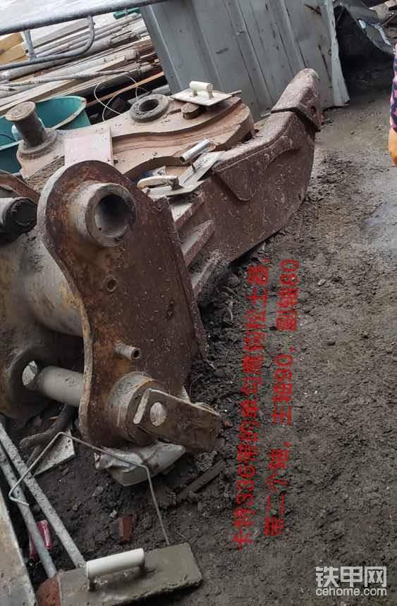 出售九层新卡特336带的鹰钩单勾松土器
