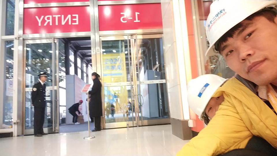 2018上海宝马展,跟着铁甲带娃去看展