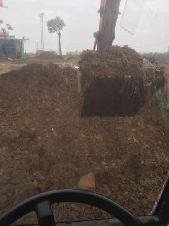 挖机挖出个看门猴[表情]石刻?是老物件么?