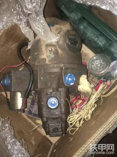 斗山60拆机液压大泵没有暗病便宜处理
