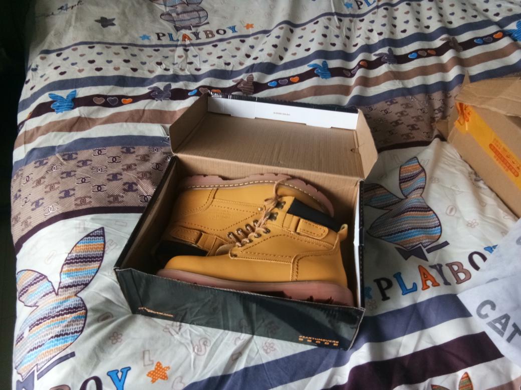 卡特大黄靴