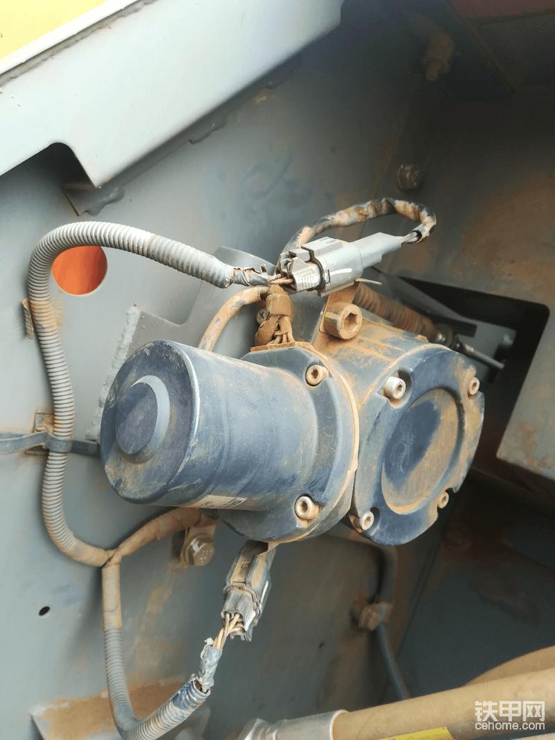 日立360-5g油門馬達問題-帖子圖片
