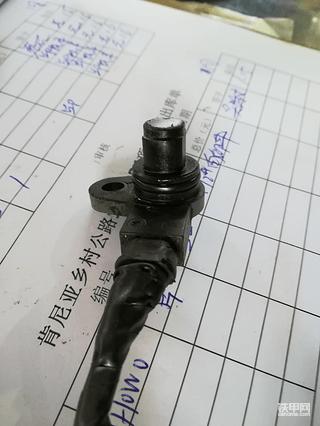 日立电喷挖机凸轮轴传感器