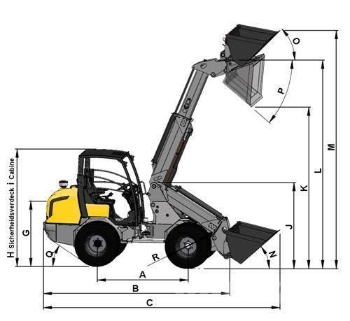 海外靓机:伸缩装载机