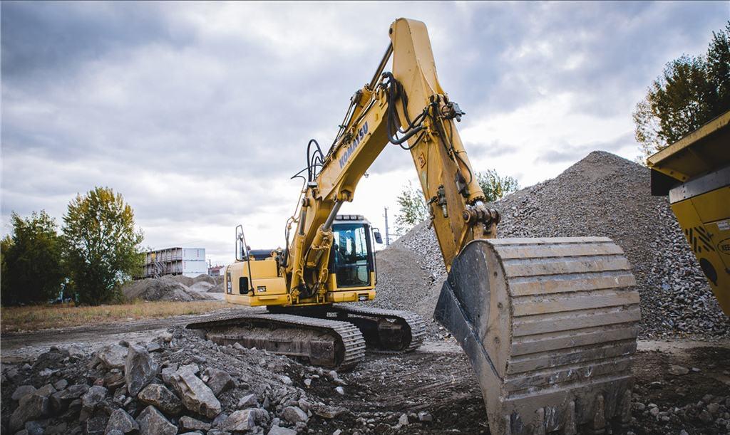 【金猪送福】十年挖机史9谈谈淤泥作业管道挖填