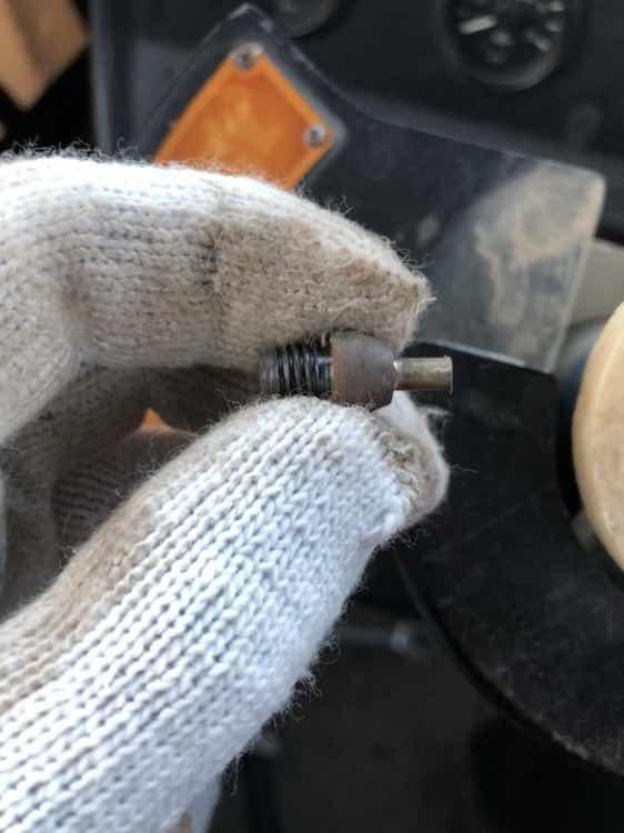 自己动手维修成工50E-3喇叭接触器