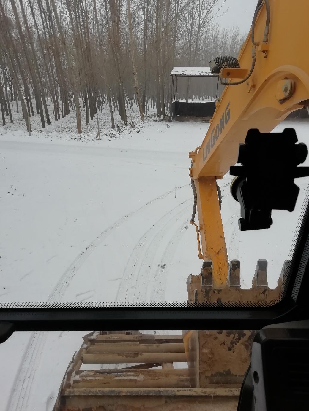 【我的铁甲日记第211天】雪景不错