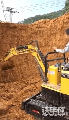 農用微型挖掘機,行業領軍者-帖子圖片