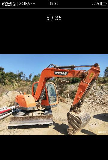 想换台舒适一点的挖机