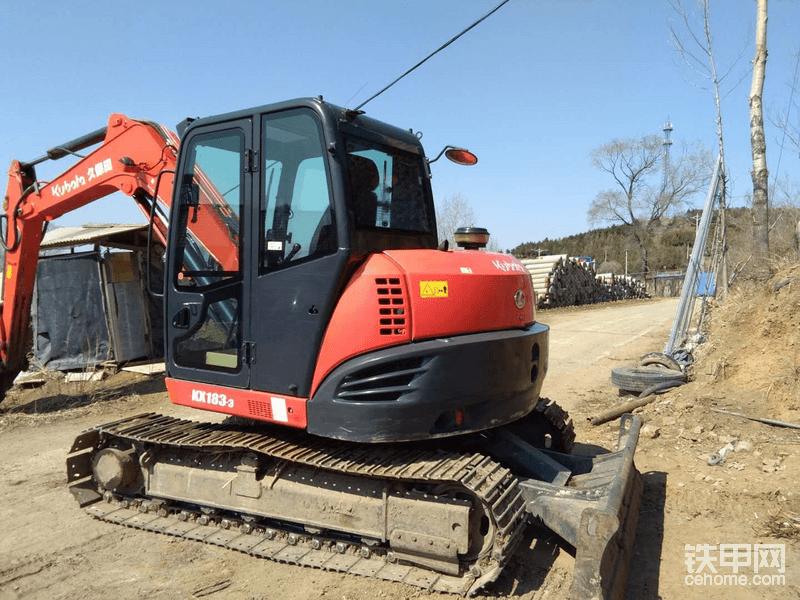 久保田挖掘機一手車-帖子圖片