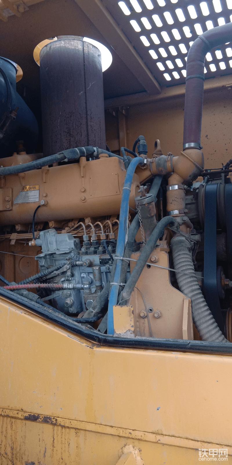 大泵是原来售后换的  什么原因我也没问过