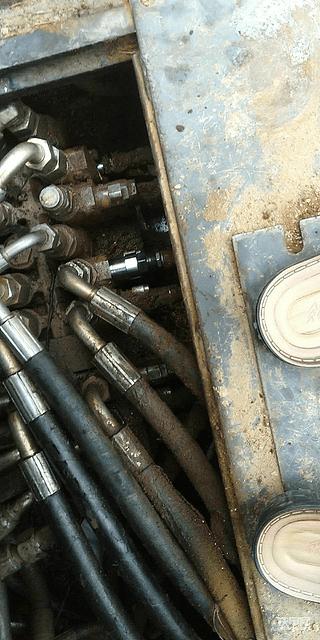 坑爹的修挖机师傅