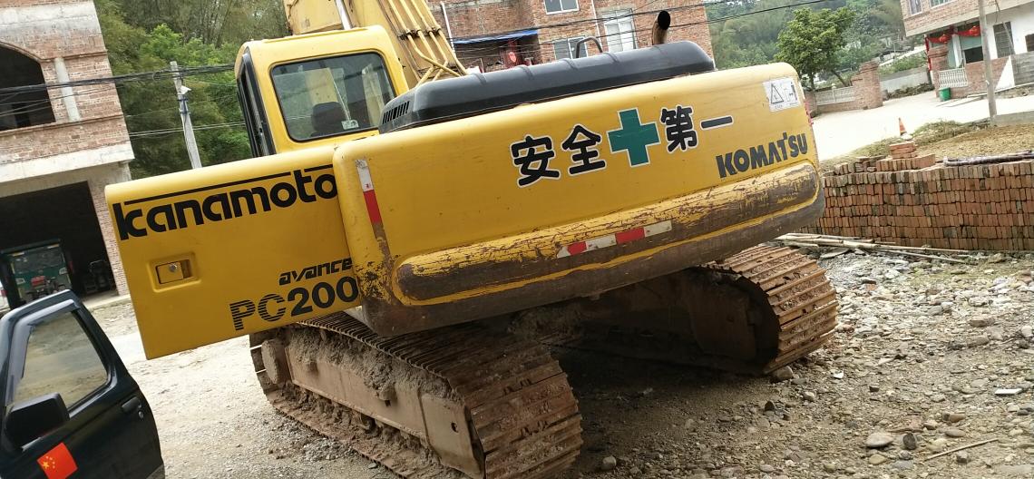 小松200-6E精品货