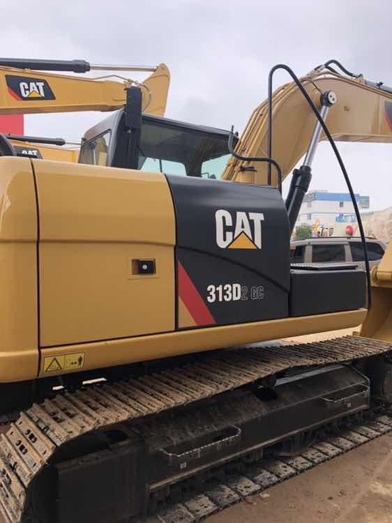 卡特313D2GC和小松130-8MO