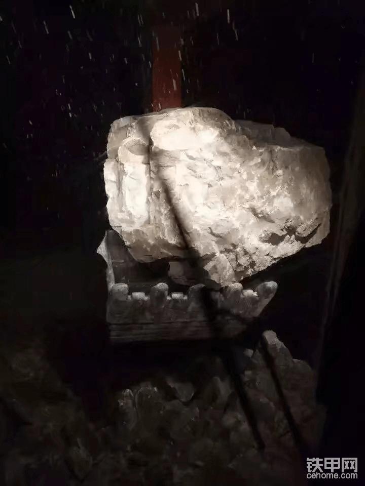 煤矿的生活