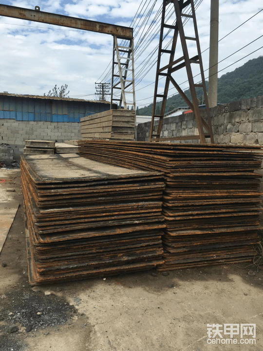 工程铺路板拆船板