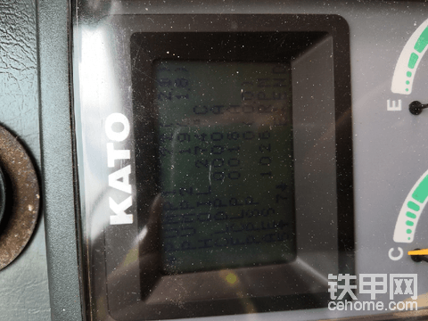 加藤510-1电脑版显示的第4行和第6行都是0