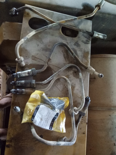 卡特320D电喷故障补发
