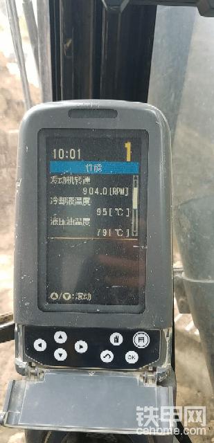 卡特336高温