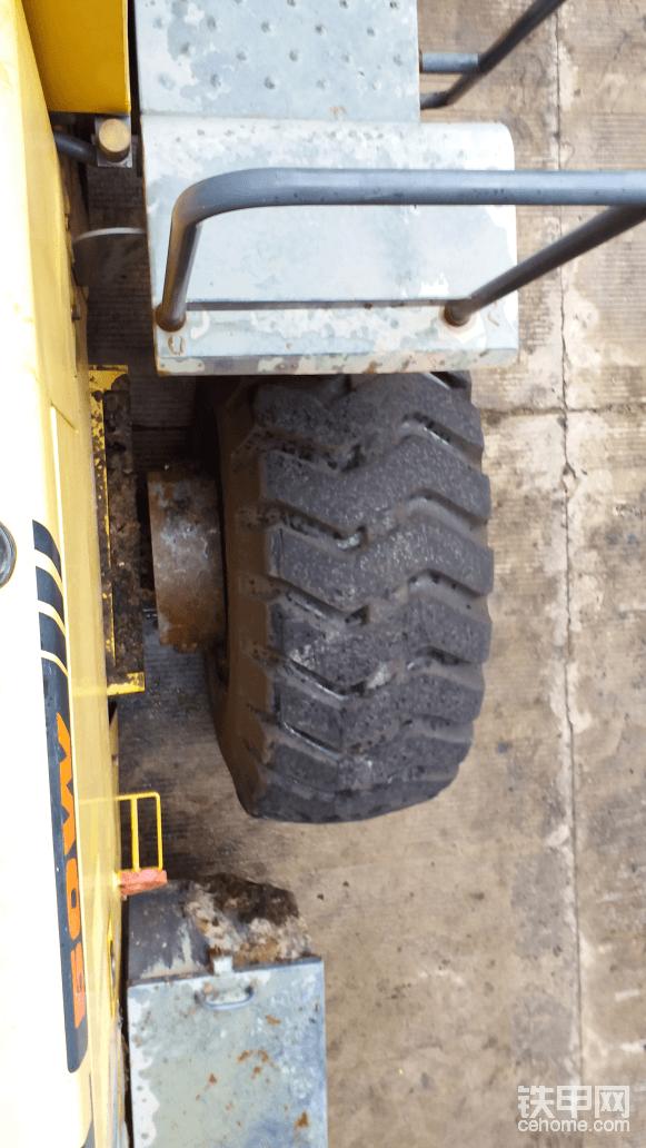 轮胎和制动