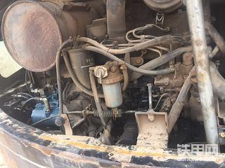 现代 80-7 挖机