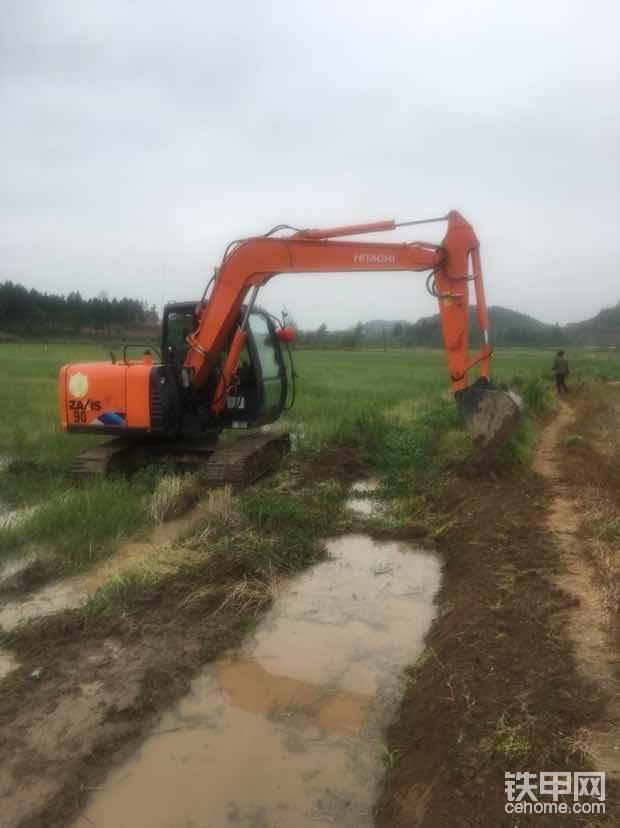 农田水利建设
