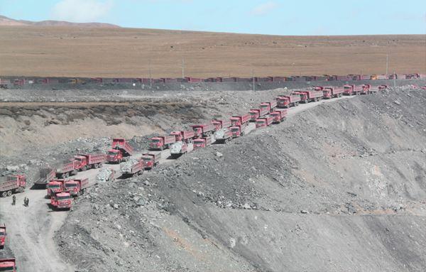 【何去何从】青海木里煤矿剥岩工程,利弊求助!