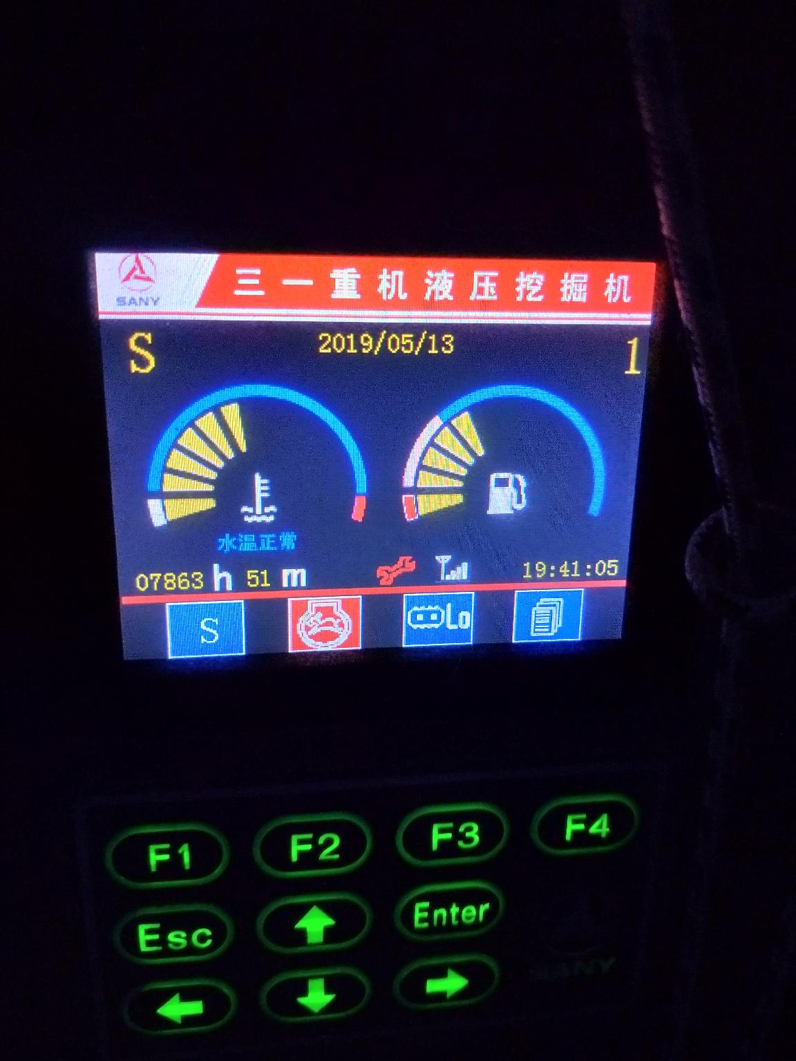 【用车记】三一65挖掘机7863小时使用报告