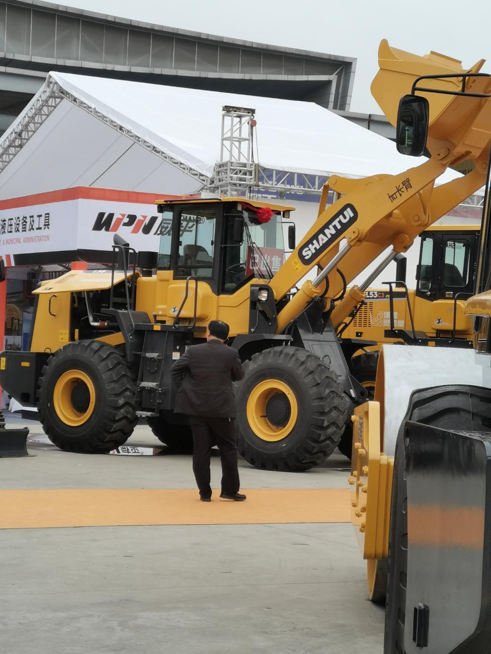 长沙国际工程机械展览