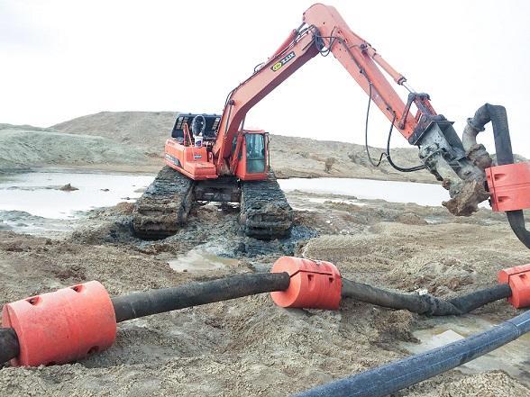 小型水陆两用挖掘机租赁