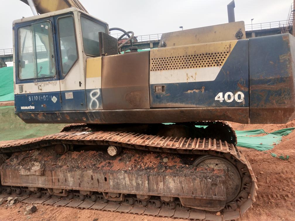找台小松400-5老挖机