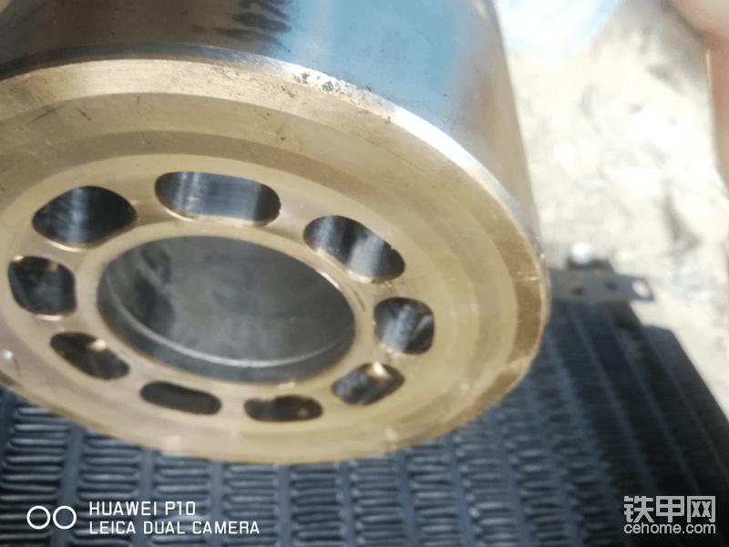 pc400-6珠子泵配件。。维修师傅断错征。。。。买了全