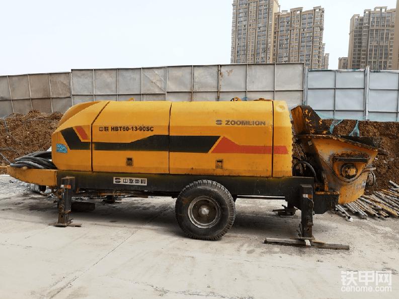 混泥土输送电泵-帖子图片