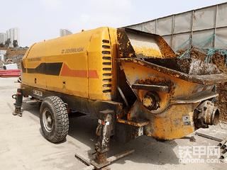 中联重科电拖泵