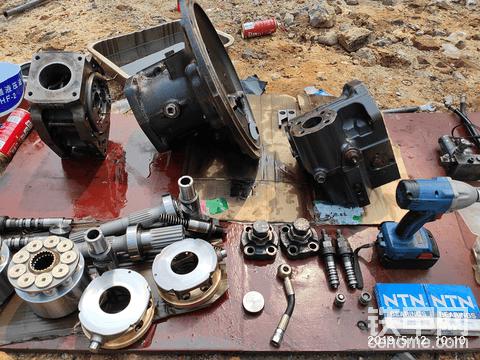 论专业的重要性之大修液压泵系列。