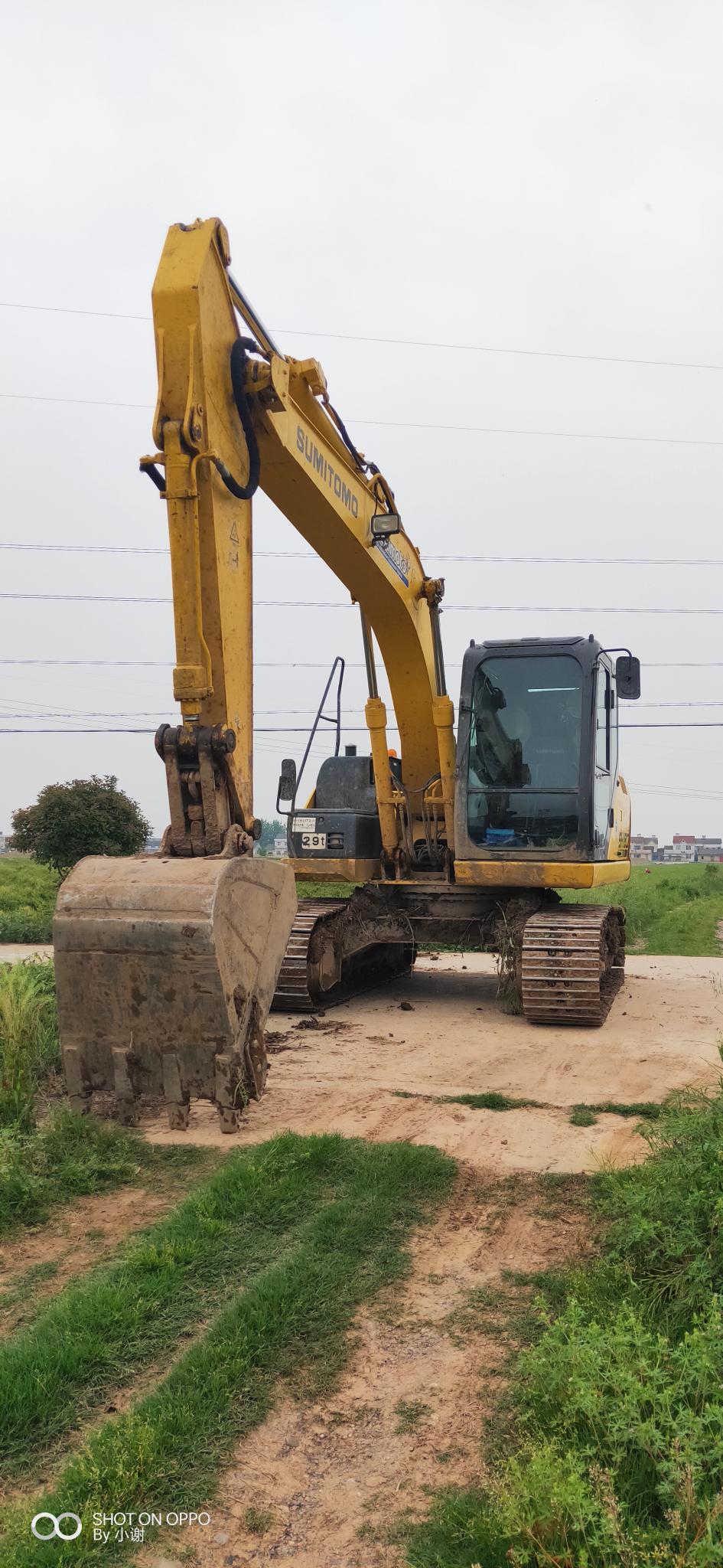 入坑!除了会开挖机,还能干点啥?