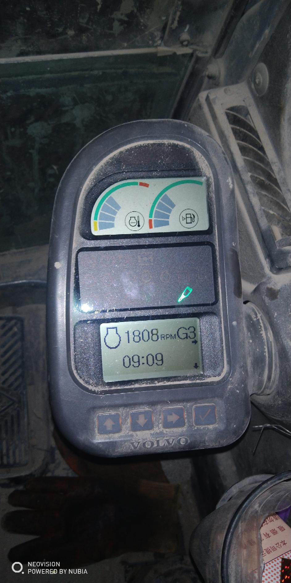 沃尔沃140G3模式正常是多少转