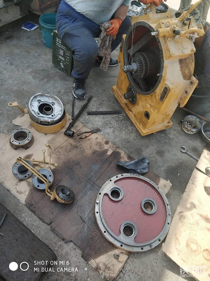修理工都说修车这么多年这是我修过的最干净的变速箱