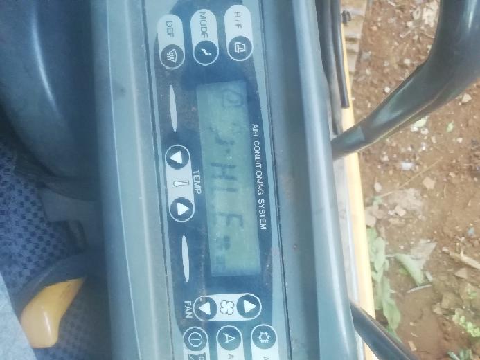 挖机空调问题