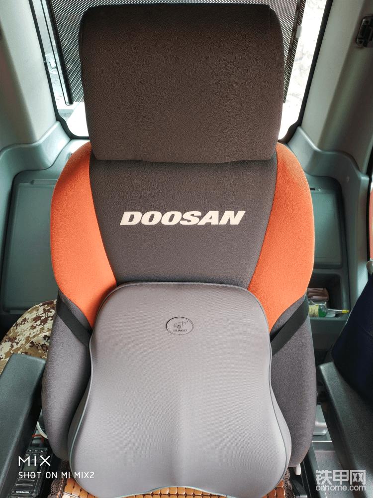 座椅加腰靠(网上买的79元,建议机友们都买一个!护腰护肾)