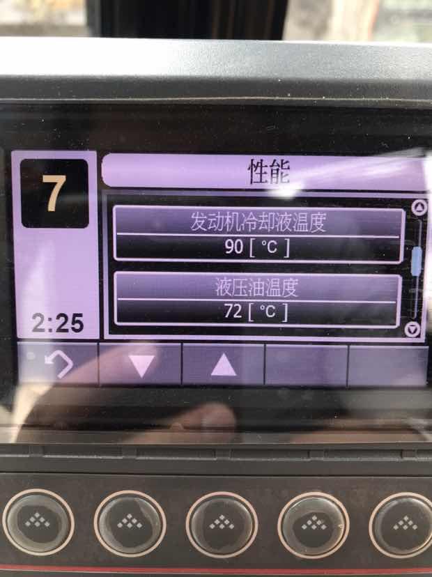 卡特313D2GC一千小时使用报告