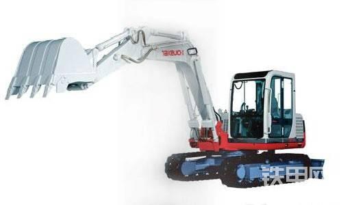 """12、竹内:日系品牌,同样以小型挖掘机见长。    竹内机械,作为在日本最早开发、生产小型挖掘机的公司,已有43年的历史。1971年竹内开发了世界上第一台2吨级具有摆动臂和360度全回转结构的小型挖掘机,从此作为建机生产企业跨出了崭新的一步。今天,竹内仍在国内以及海外不断地挖掘6吨以下小型挖掘机的新需求、新功能,由于成功的开拓,奠定了创造小型挖掘机世界评价标准的主导地位。其产品畅销欧美,大洋洲市场,被誉为小型建筑机械中的""""奔驰""""。"""