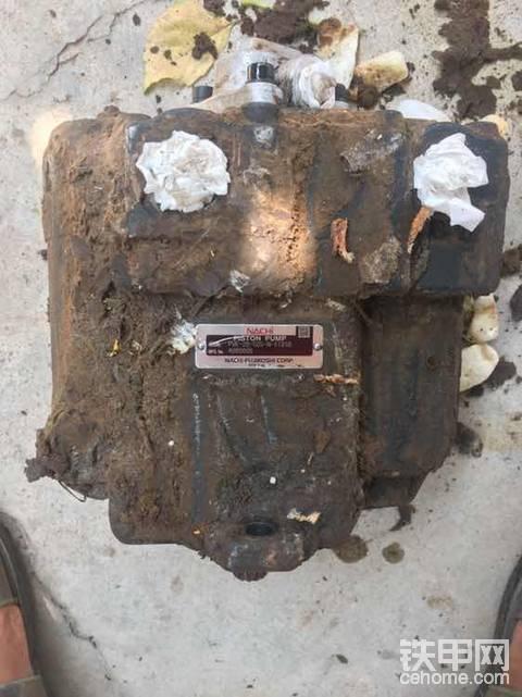 便宜处理不二越液压泵拆机日本原装进口