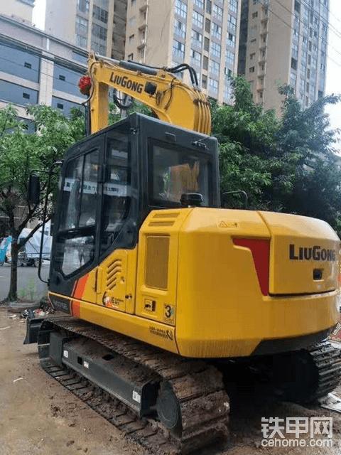 柳工9075E