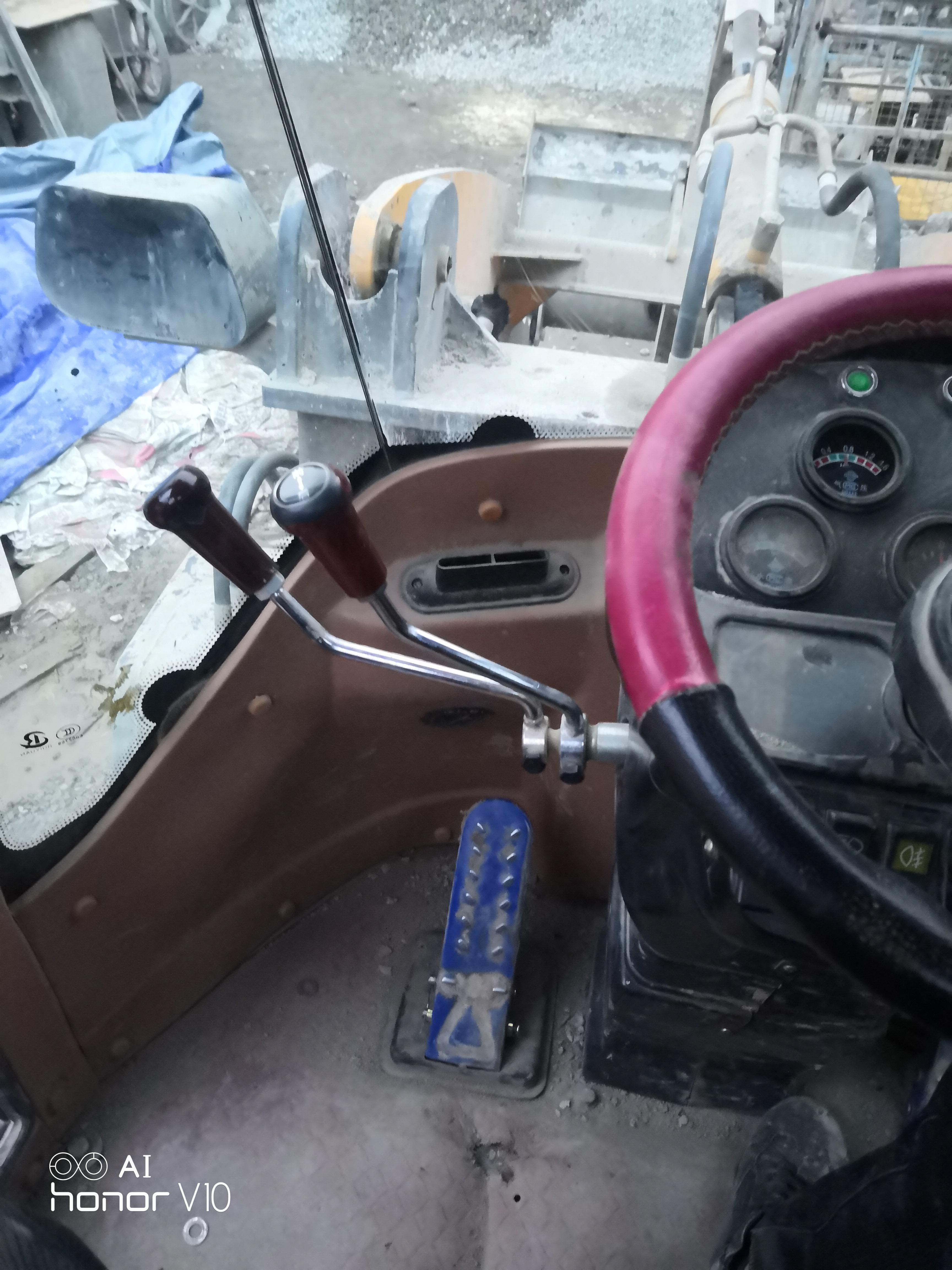 合众930小装机气刹刹不住怎么回事?