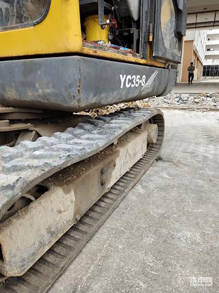 添砖加瓦玉柴35-8小挖
