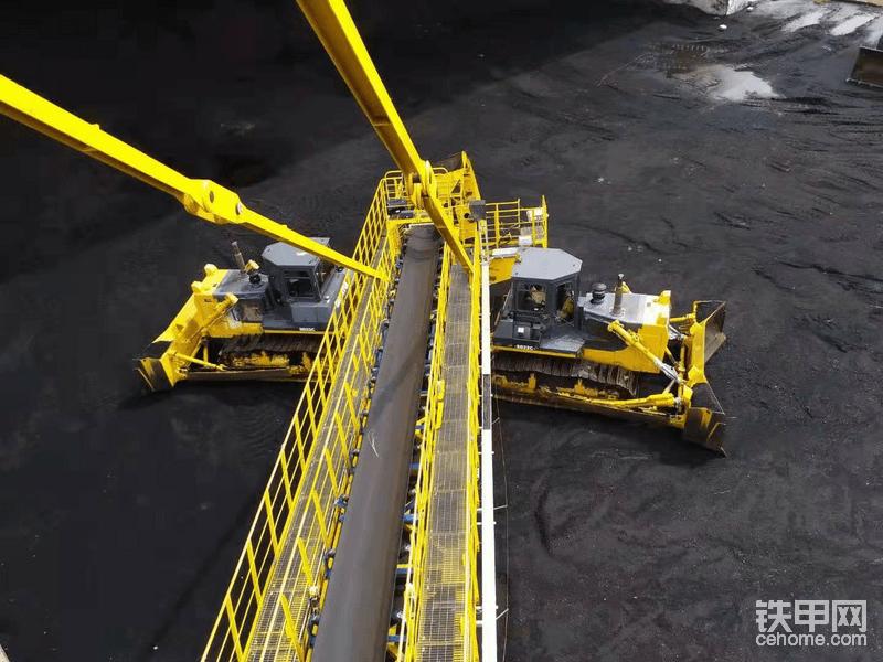 助力斗轮机