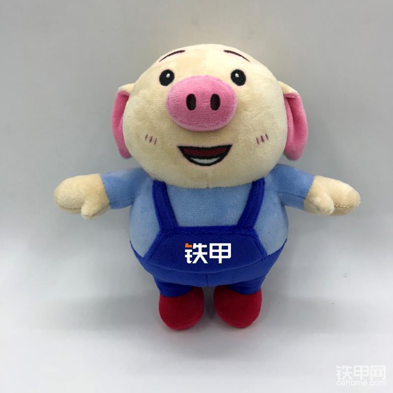 第14-16名:(铁甲定制小猪)