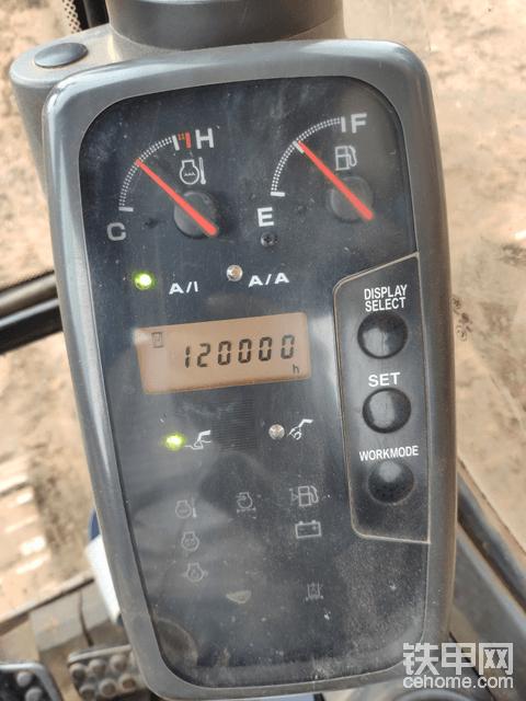 日立240-3G    12000小时评测